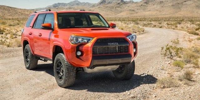 2017 Toyota 4Runner Trd Pro For Sale >> 4runner Trd Pro Frayne S Exeter Toyota